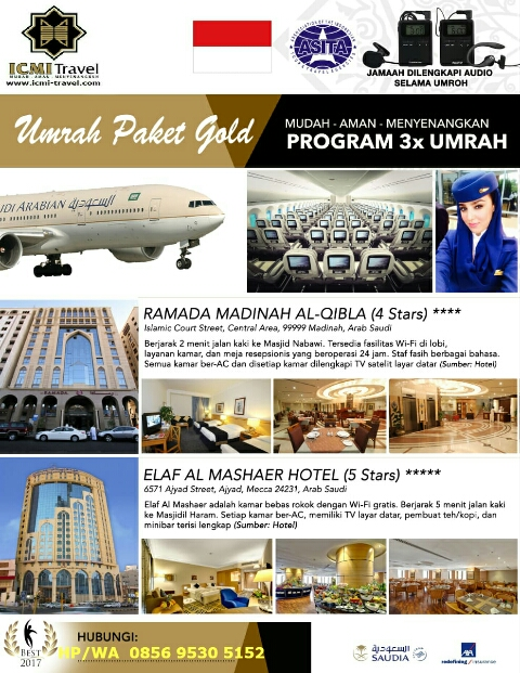 Agen Travel Umroh dan Haji