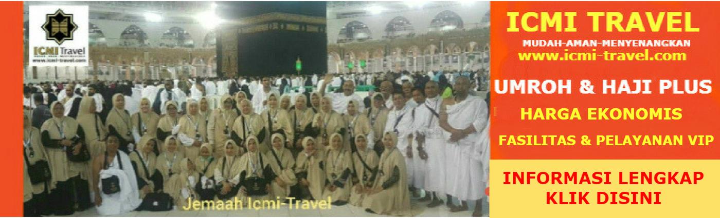 Umroh Dan Haji Plus Terpercaya